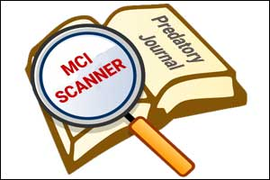 Now, Medical Publications, Journals under Medical Council of India scanner