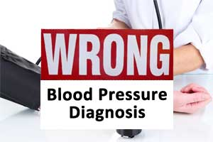Many people being wrongly diagnosed with high blood pressure: DAK