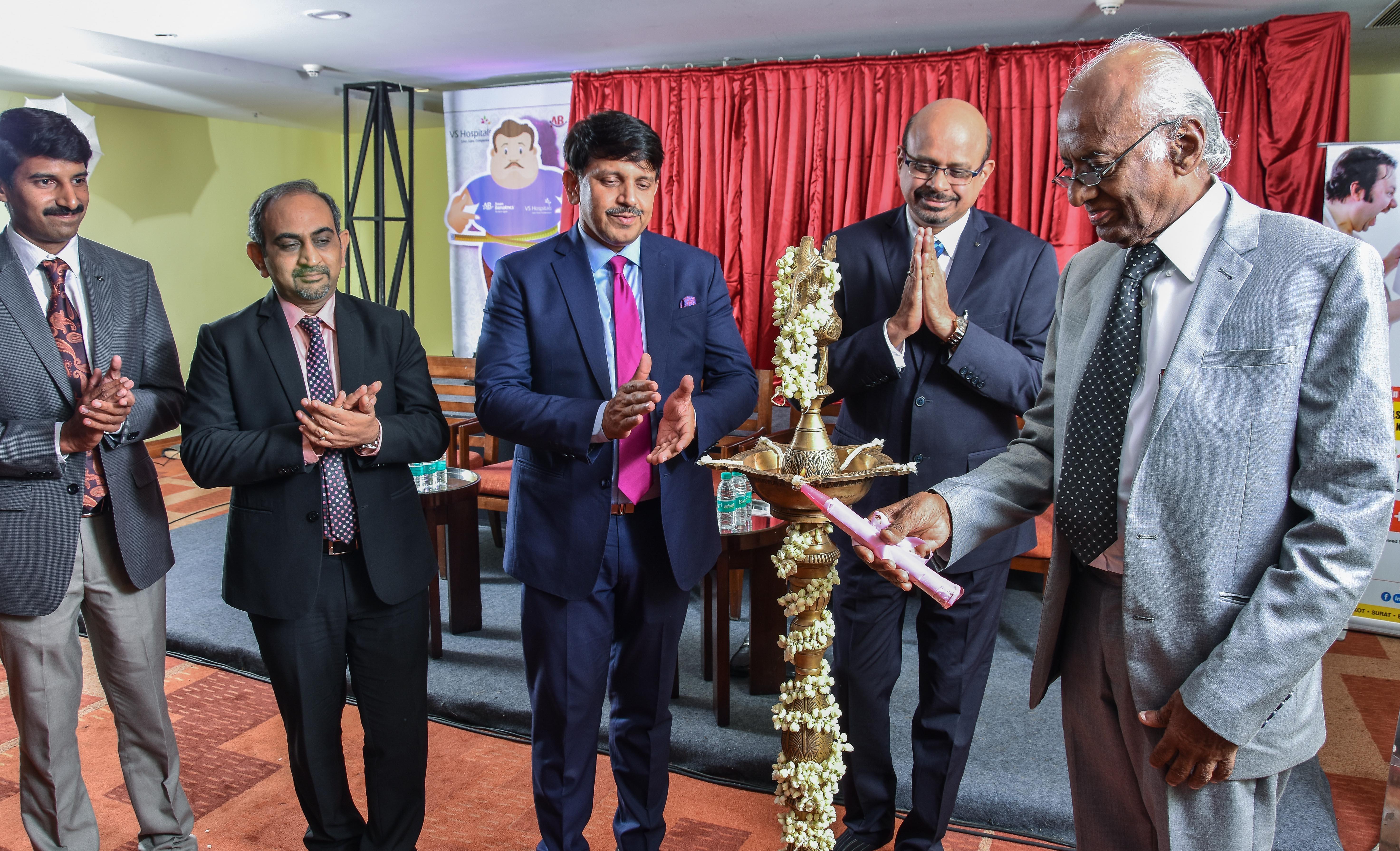VS Hospitals and Asian Bariatrics to establish Center for Bariatric n Metabolic Surgeries