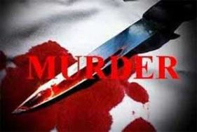 Director, MP Health Department Stabbed to death by Robbers