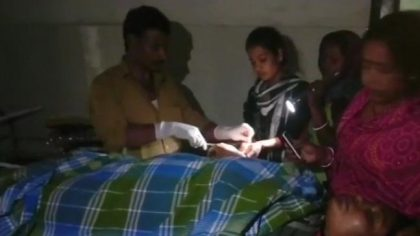 Bihar: Health min seeks detailed report after woman operated in torch light
