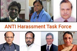 Harassment of Junior Doctors by Seniors: Special Task Force Formed