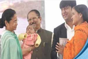 WB Government's special focus on mother and child health