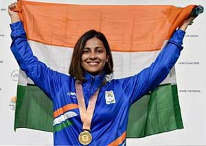 Nation's Pride: How this Indian Dentist beat an Australian Doctor to win gold at CWG 2018