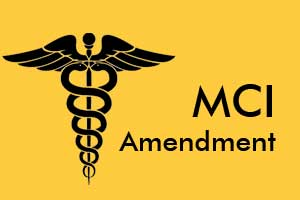 Medical Colleges not offering PG will lose MBBS course recognition: MCI Amendment