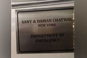 Jaipur: Hotelier donates Emergency Room to Eternal Hospital