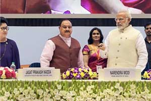 Govt committed to achieving universal health coverage: Nadda at World meet