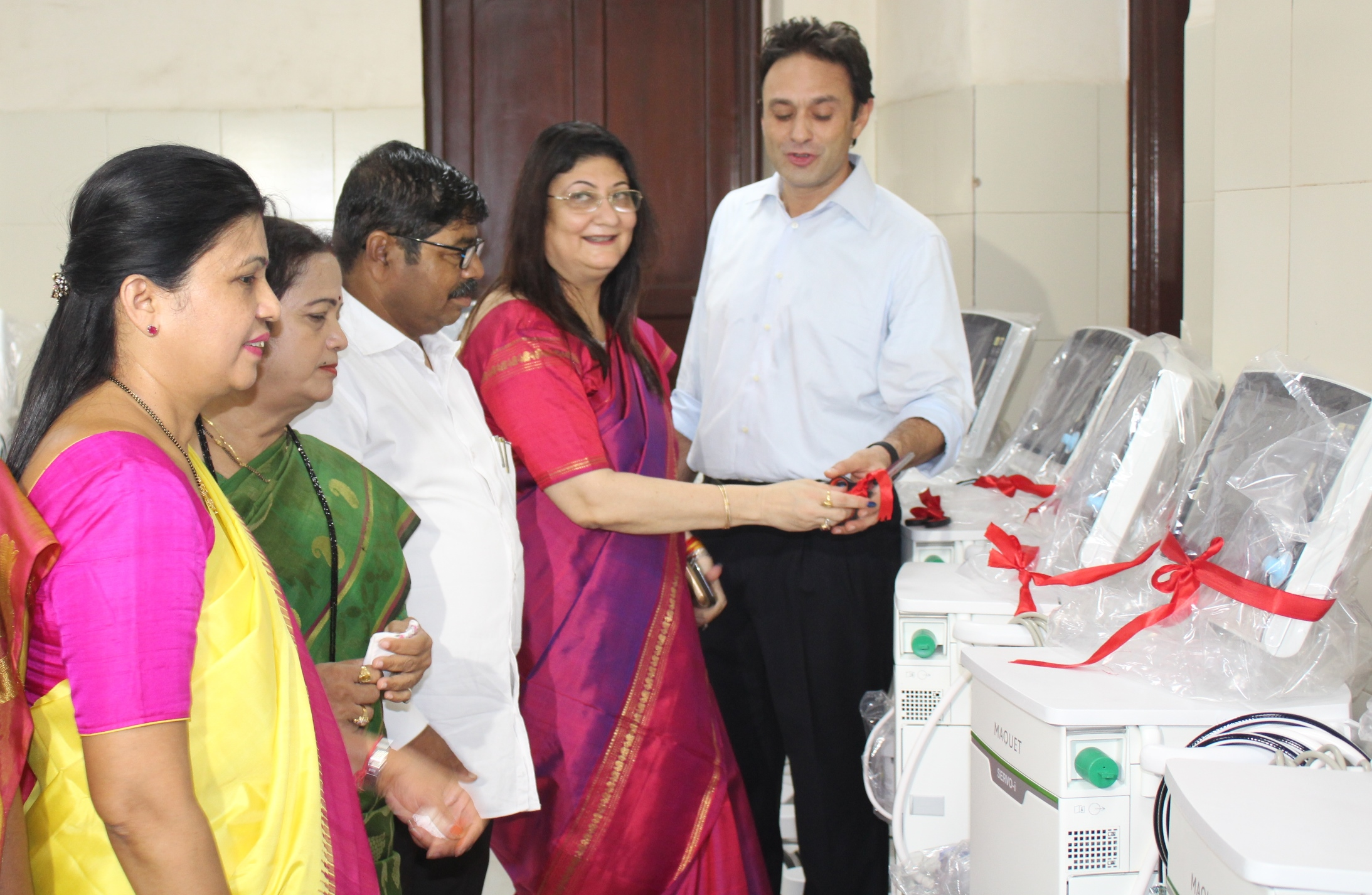 Wadia Hospital expands life support beds- adds 20 Ventilators at its facility