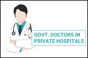 Private hospitals in Kashmir run by govt doctors, alleges DAK