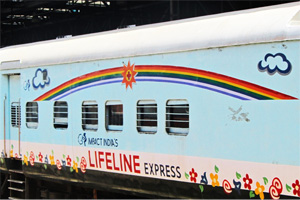 Maharashtra: Hospital train Lifeline Express to arrive on June 15 in Latur