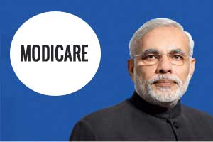 PM Modi to roll out Ayushman Bharat on September 23 from Jharkhand
