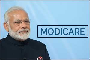 PM to launch Ayushman Bharat health scheme from Ranchi on September 23