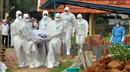 Going Beyond Duty: Kerala Doctor Performs Last Rites Of Nipah Affected Patients, after relatives refuse