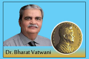 Psychiatrist Dr Bharat Vatwani conferred Ramon Magsaysay Award, Asia's Highest Honour