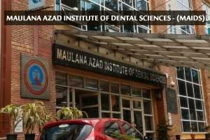 First : Maulana Azad Institute of Dental Sciences (MAIDS) operationalizes Tissue Bank