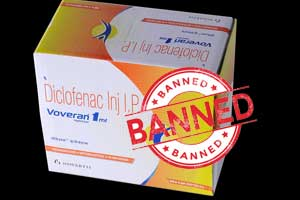 Inj Voveran Banned: Drug regulator cancels licence for Diclofenac sold by Novartis