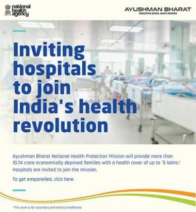 Modicare: Health Ministry initiates Empanelment of Hospitals, Details here