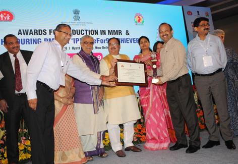 Himachal gets national award for best performance under PMSMA