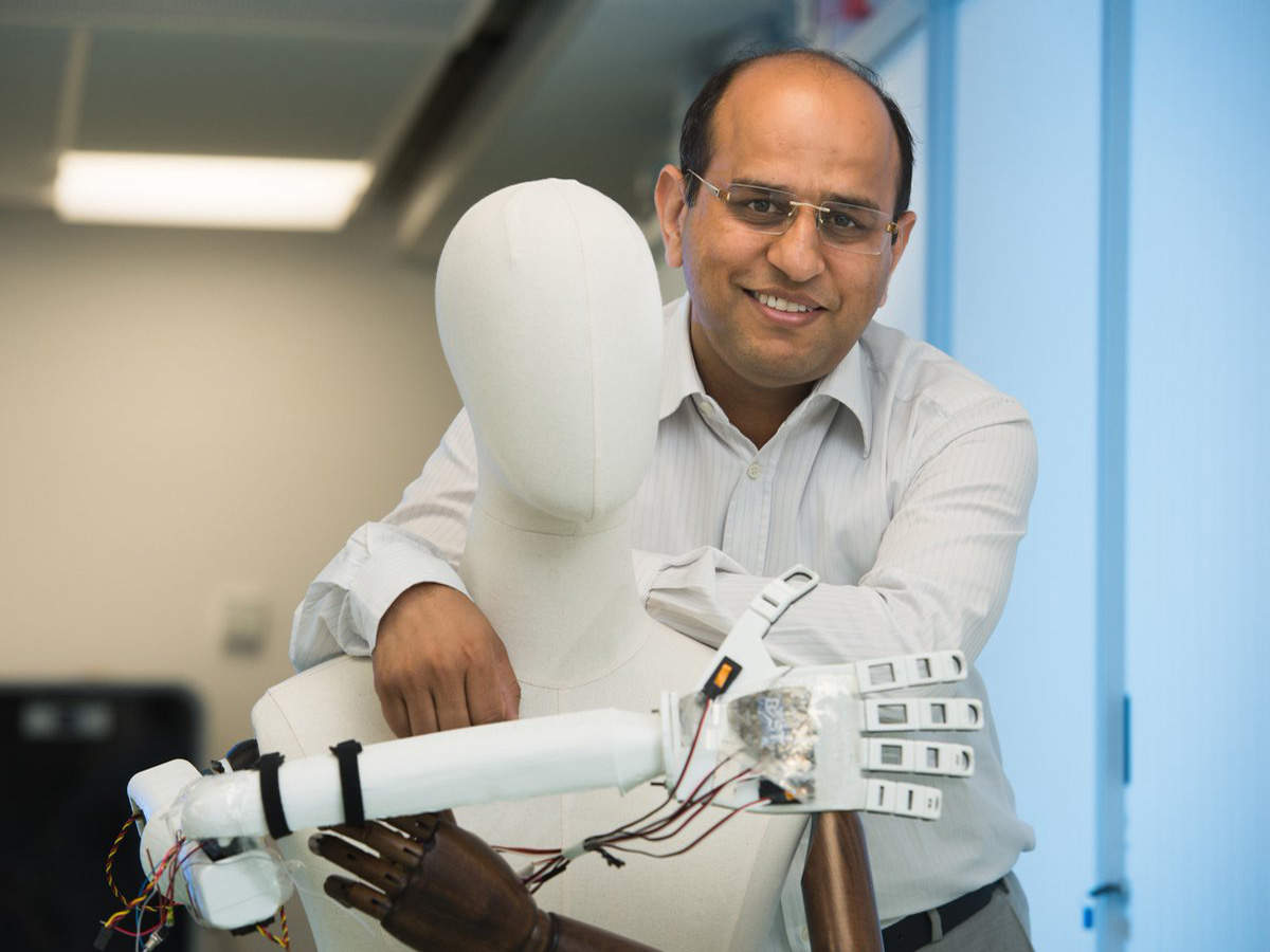 Indian origin scientist wins funding for Brainy Skin project in UK