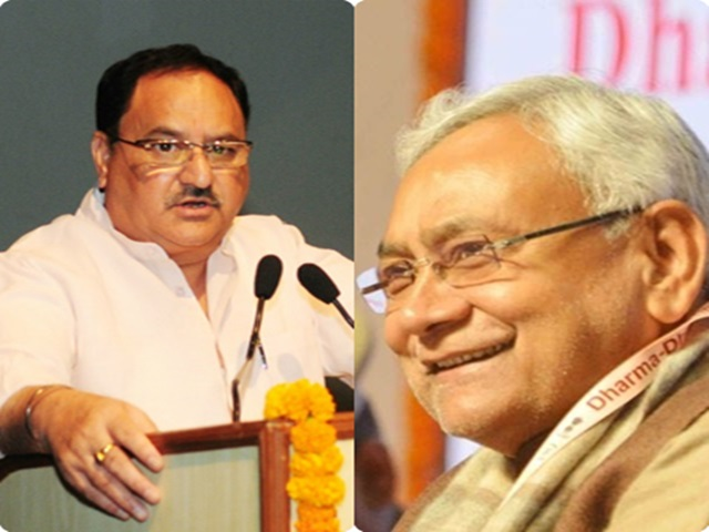 Nadda lauds Nitish govt for accomplishments in health sector
