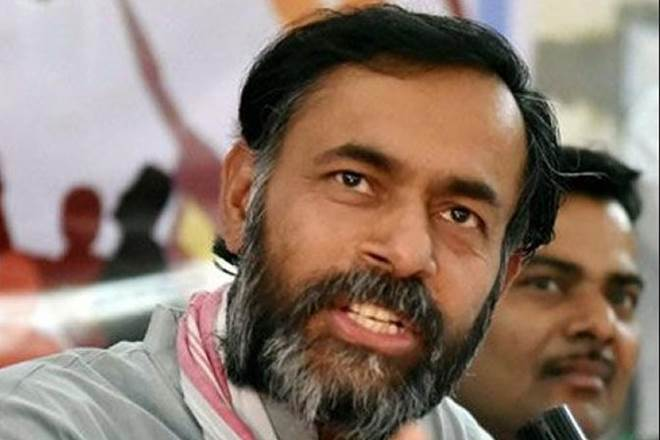 Income-Tax raid at my sisters hospital to intimidate me: Yogendra Yadav