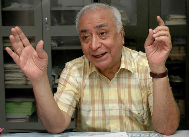 Prof NN Wig-Doyen of Indian Psychiatry dies at 88