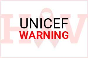 UNICEF warns of HIV crisis in teen girls, with 20 cases every hour