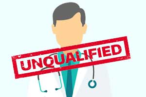 Uttar Pradesh nursing home with unqualified doctors sealed
