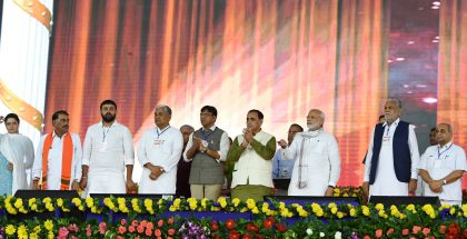 Our Aim-One medical college hospital in each district: PM Modi