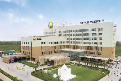 Nayati Medicity, Mathura receives NABH accreditation
