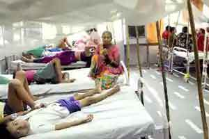 Diptheria: Two more deaths at Maharishi Valmiki hospital; toll rises to 22