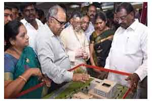 Upgraded 100-Bed ESI Hospital Inaugurated In Tirupati