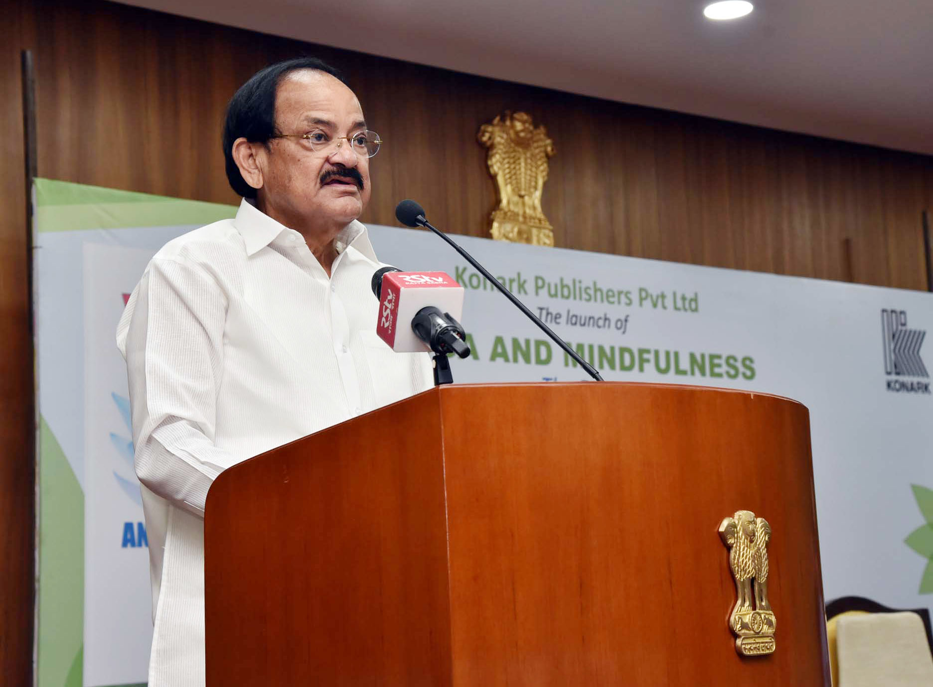 Non-communicable diseases, unequal access to healthcare are major challenges in Health sector: VP Naidu