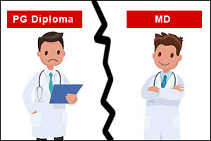 Promotion of Diploma Doctors at Medical Colleges: Health Ministry asks MCI Board of Governors to decide