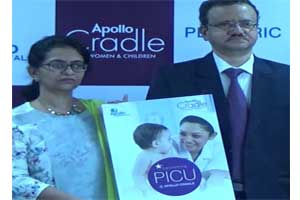Apollo Cradle launches Paediatric ICU; Super-Specialists will be available 24/7