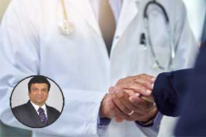 BLOG: Building the crux of the modern-day Doctor-Patient Relationship- Dr Rahul Pandit