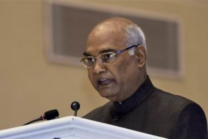 Transformation of 1.5 lakh health centres to be done by 2022: President Kovind