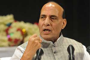 Health services, Security equally important for Nation: Defence Minister Rajnath