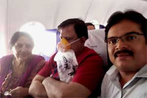Bravo: Odisha Surgeon revives passenger Mid-Air