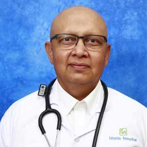 Orthopaedic surgeon Dr Sanjay Desai nominated for Prestigious Dr BC Roy Award