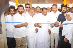 ESI Hospital inaugurated; Minister seeks Central support