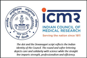 ICMR unveils new logo to reflect Indian routes of the council