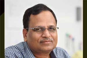 CBI files charge sheet against Delhi Health minister Satyendar Jain, wife in disproportionate assets case