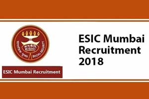 Walk in Interview: ESIC Maharashtra releases 34 vacancies for Senior Resident, Junior Resident and Specialist on Contractual Basis