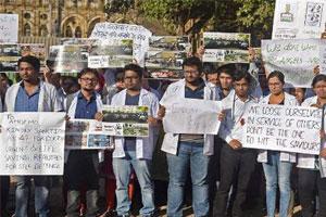 Strike Alert: 4500 doctors give ultimatum to Maharashtra CM