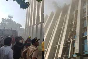 Mumbai ESIC Hospital cut payout for infant victim of fire