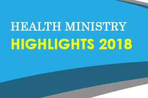 Ayushman Bharat, MCI restructuring, MBBS curriculum- Health Ministry highlights 2018