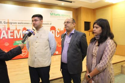 Anaemia Clinic launched at Fortis Memorial Research Institute Gurugram