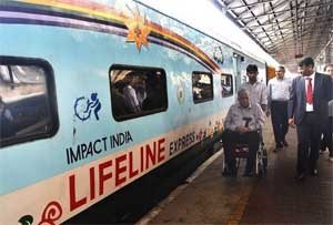 Over 1,000 patients treated at Tripura Lifeline Express