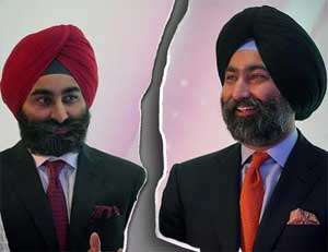 Fortis Brothers Fallout: Malvinder accuses Shivinder of Assault in a whatsaap Video